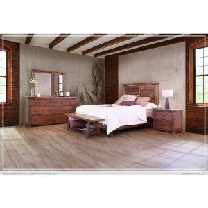 Parota II Cal. King Bed