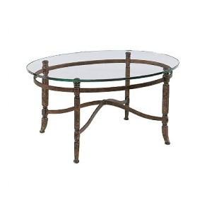 Marisol Oval Cocktail Table