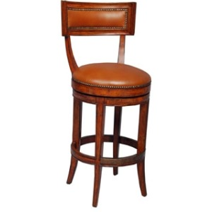 Aperitif Barstool Leather