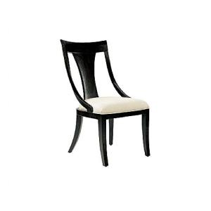 Bento Side Chair, fabric