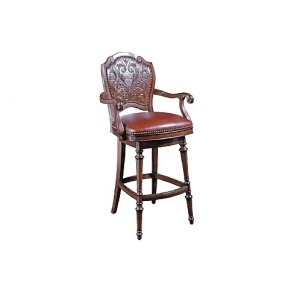 Matador Counter Stool, leather