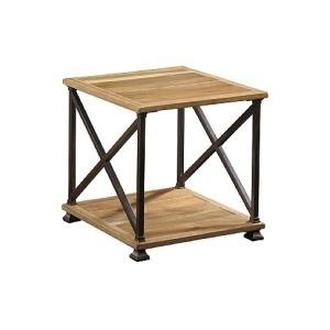 Axiom Square End Table