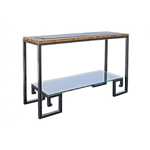 Green Key Console Table