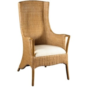 Axiom Woven Arm Chair, fabric