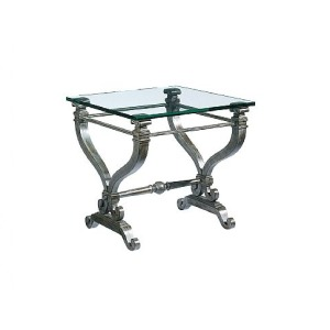 Gilberto Square End Table