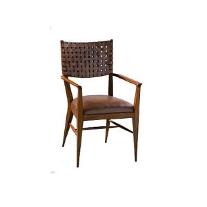 Milo Arm Chair, leather