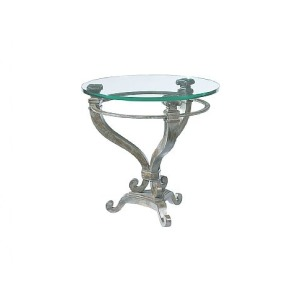 Gilberto Round Chairside Table