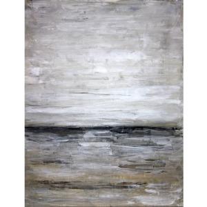 Driftwood w/Carmel Brush Silver