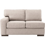 Ashlor Nuvella® 5-Piece Sectional with Chaise