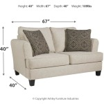 Alcona Loveseat