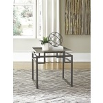 Square End Table/Isman