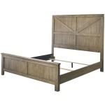 Aldwin King Panel Bed