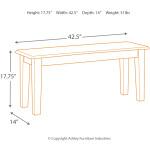 Berringer Dining Room Bench