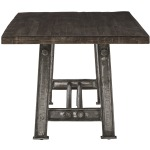 Wollburg Dining Room Table