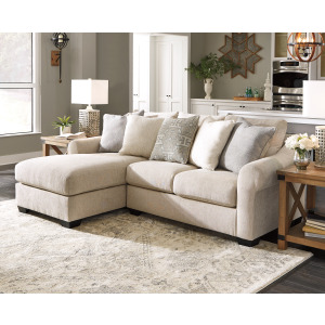Carnaby 2-Piece Sectional with Chaise
