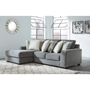 Castano 2-Piece Sectional with Chaise