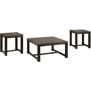 Joyla Three-Piece Occasional Table Set