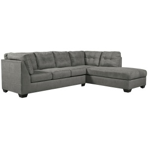 Pitkin 2-Piece Sectional with Chaise