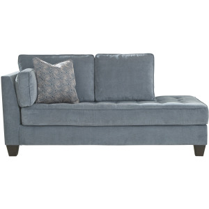 Sciolo Left-Arm Facing Chaise Lounger