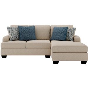 Enola 2-Piece Sectional with Chaise