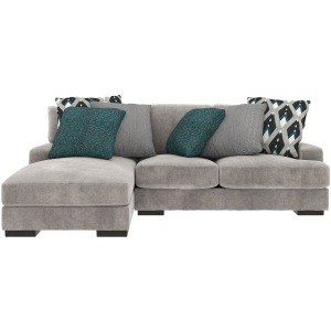 Bardarson 2-Piece Sectional with Chaise