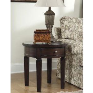 Holoway Round End Table