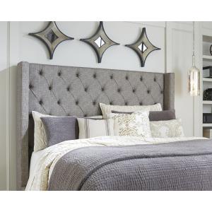 Sorinella King/California King Upholstered Headboard