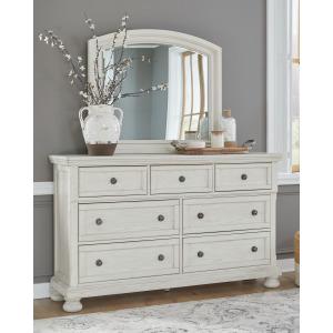 Robbinsdale Dresser and Mirror