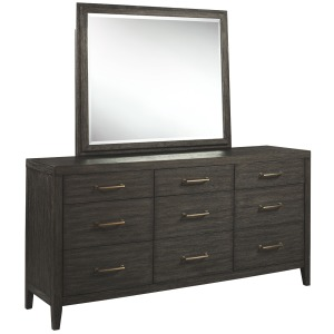 Bellvern Dresser and Mirror