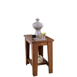 Toscana Chairside End Table