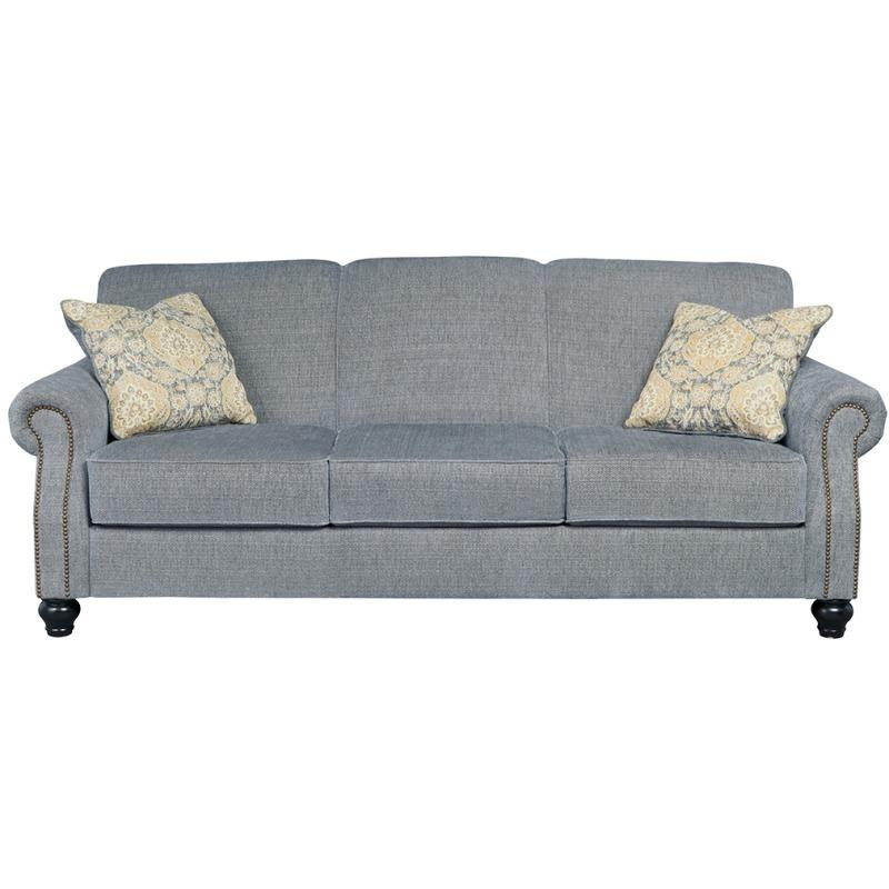 Peachy Aramore Queen Sofa Sleeper By Ashley Furniture 1280539 Interior Design Ideas Clesiryabchikinfo