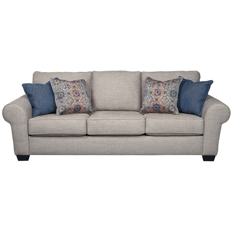 Enjoyable Belcampo Queen Sofa Sleeper By Ashley Furniture 1340539 Download Free Architecture Designs Viewormadebymaigaardcom