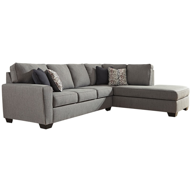 Larusi 2 Piece Sectional With Chaise By Ashley Furniture 13502s2