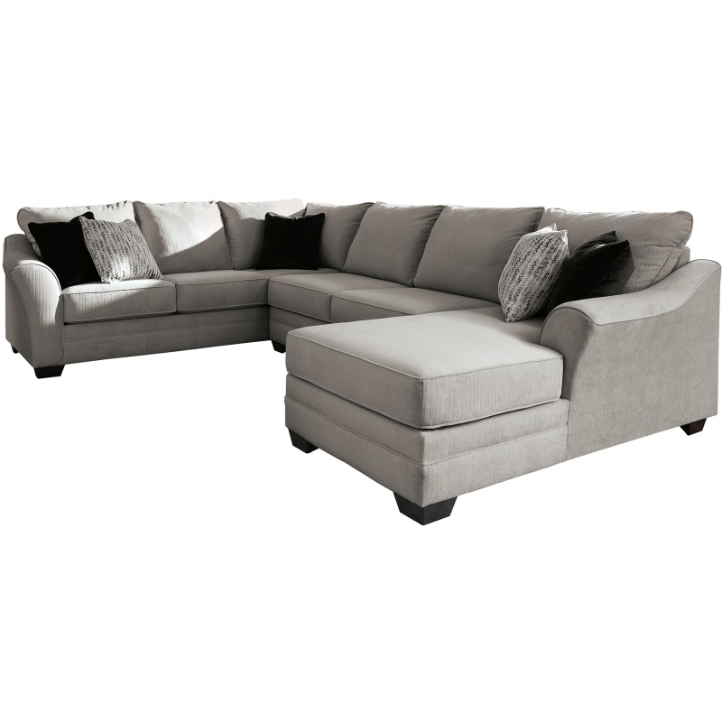 Palempor 3-Piece Sectional with Chaise by Ashley Furniture - 13804S3 ...