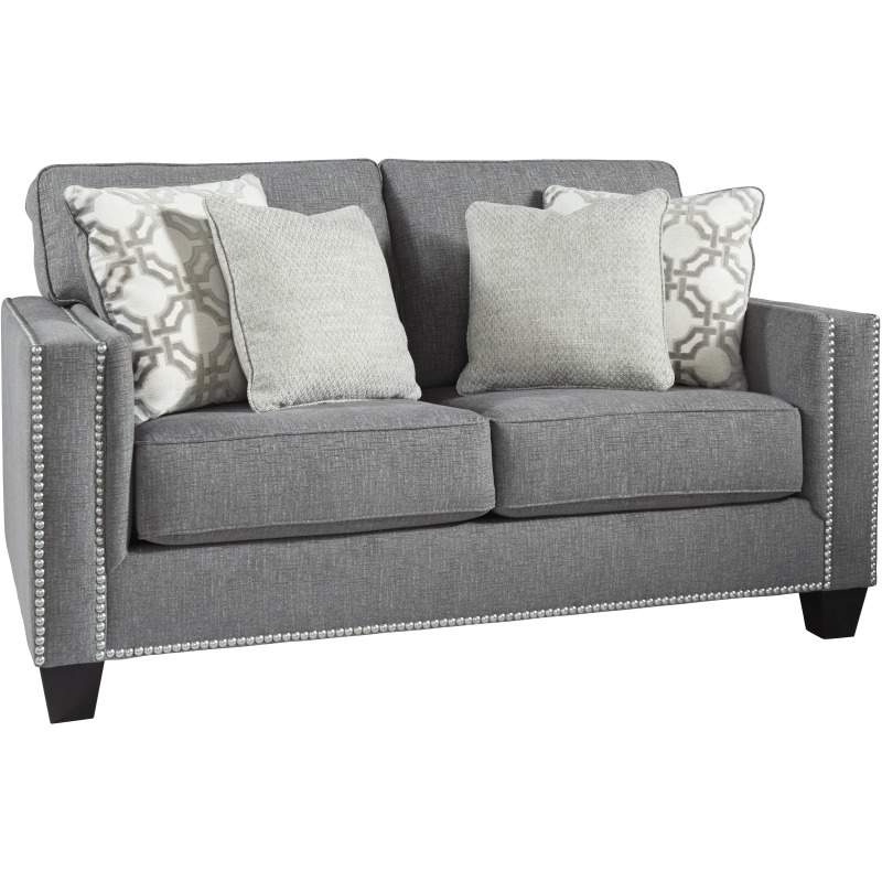 Brilliant Barrali Loveseat By Ashley Furniture 1390435 Ashley Ncnpc Chair Design For Home Ncnpcorg
