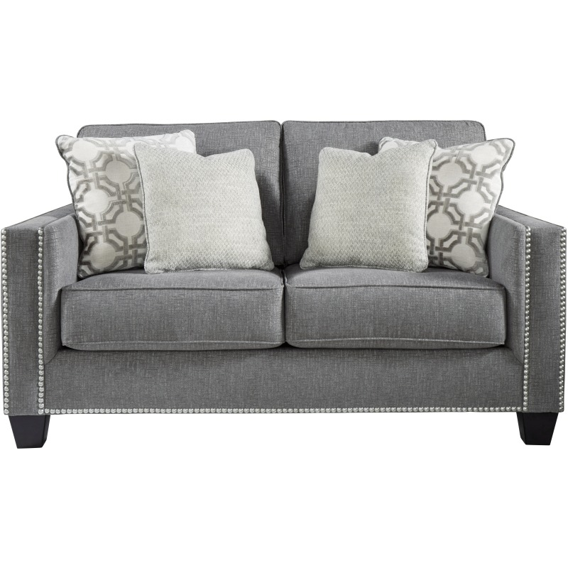 Amazing Barrali Loveseat By Ashley Furniture 1390435 Ashley Ncnpc Chair Design For Home Ncnpcorg