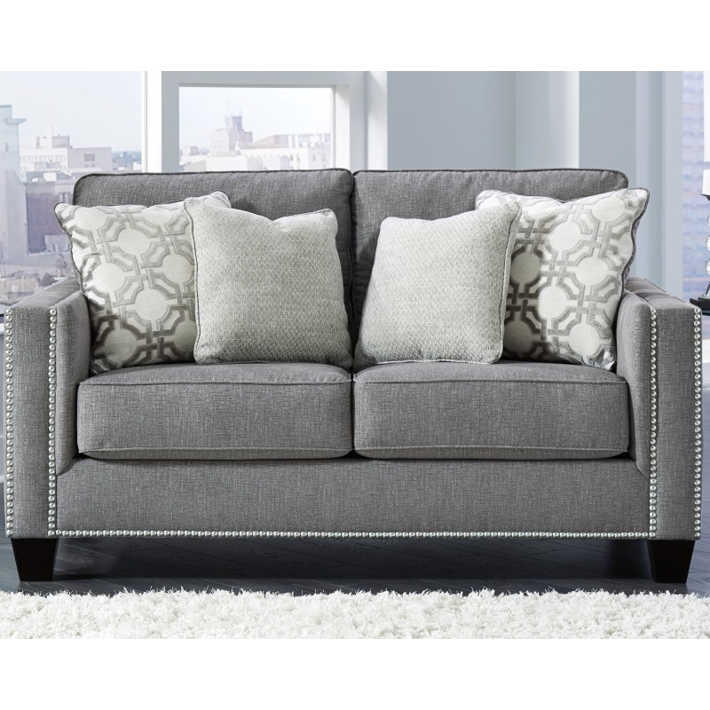 Cool Barrali Loveseat By Ashley Furniture 1390435 Ashley Ncnpc Chair Design For Home Ncnpcorg