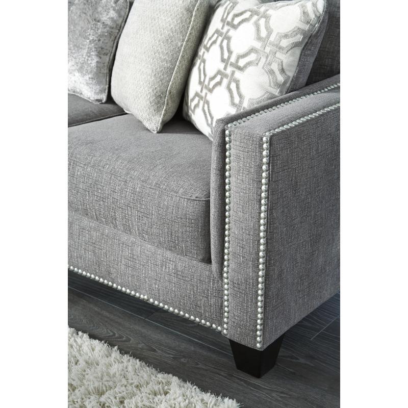 Super Barrali Loveseat By Ashley Furniture 1390435 Ashley Ncnpc Chair Design For Home Ncnpcorg