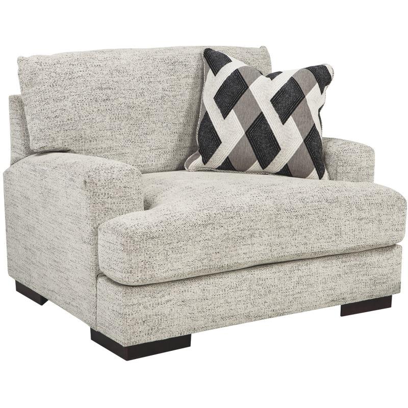 Marvelous Geashill Oversized Chair 5750023 Ashley Homestore Short Links Chair Design For Home Short Linksinfo