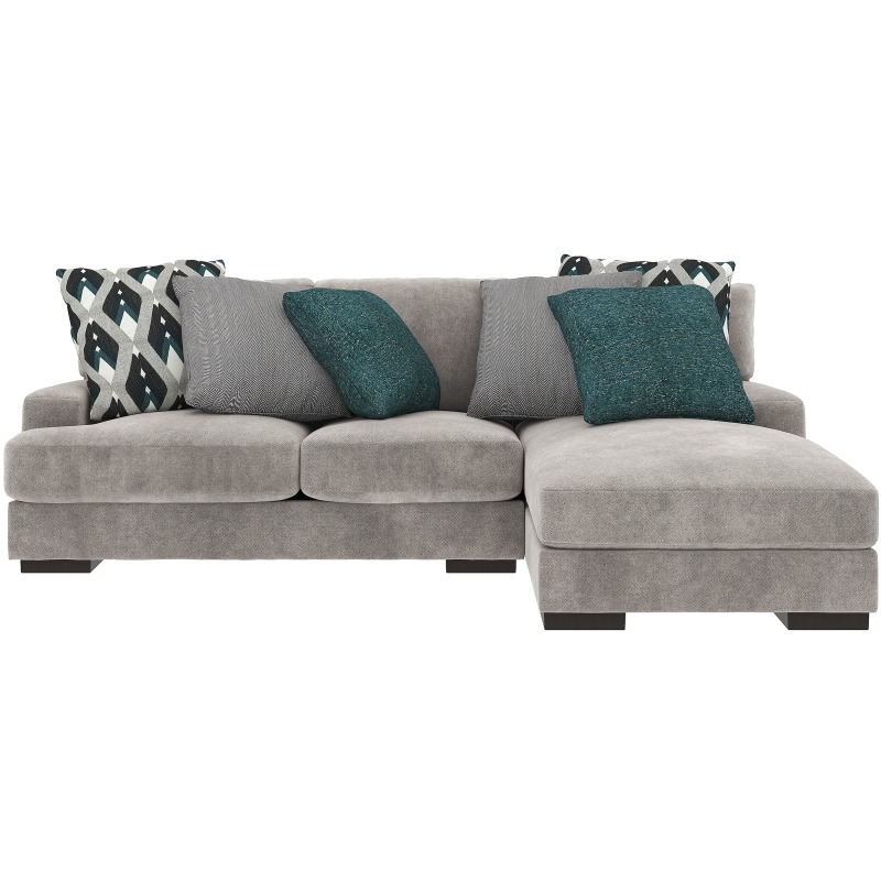 Bardarson 2 Piece Sectional With Chaise By Ashley Furniture