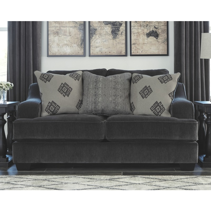 Peachy Corvara Loveseat By Ashley Furniture 9650235 Rileys Squirreltailoven Fun Painted Chair Ideas Images Squirreltailovenorg