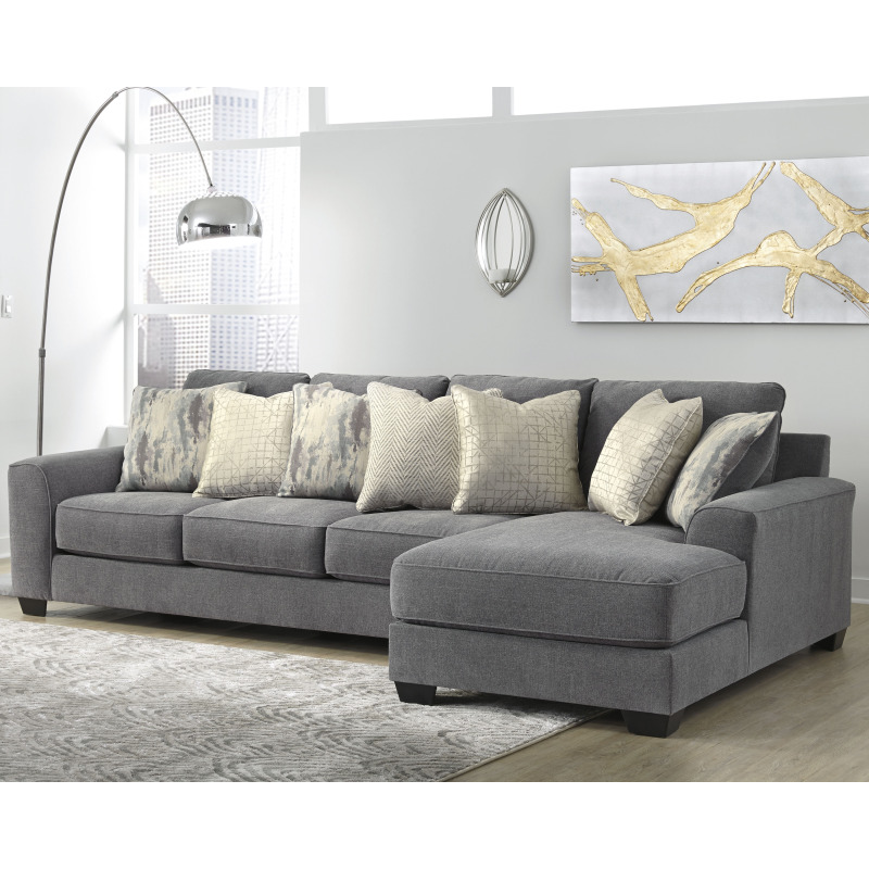 Prime Castano 2 Piece Sectional With Chaise 13302S5 Ashley Ibusinesslaw Wood Chair Design Ideas Ibusinesslaworg