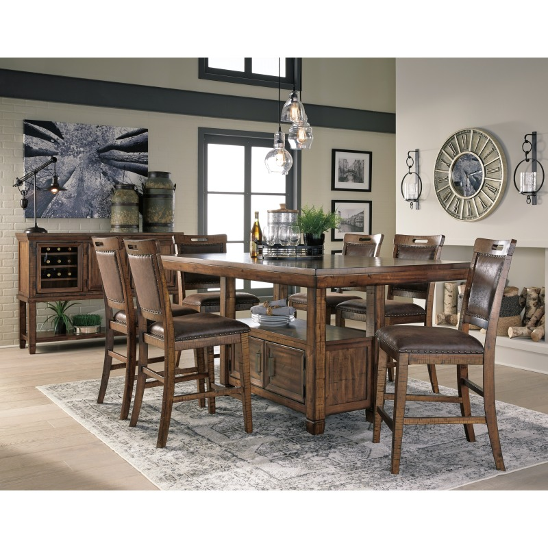 Royard Counter Height Dining Room Table