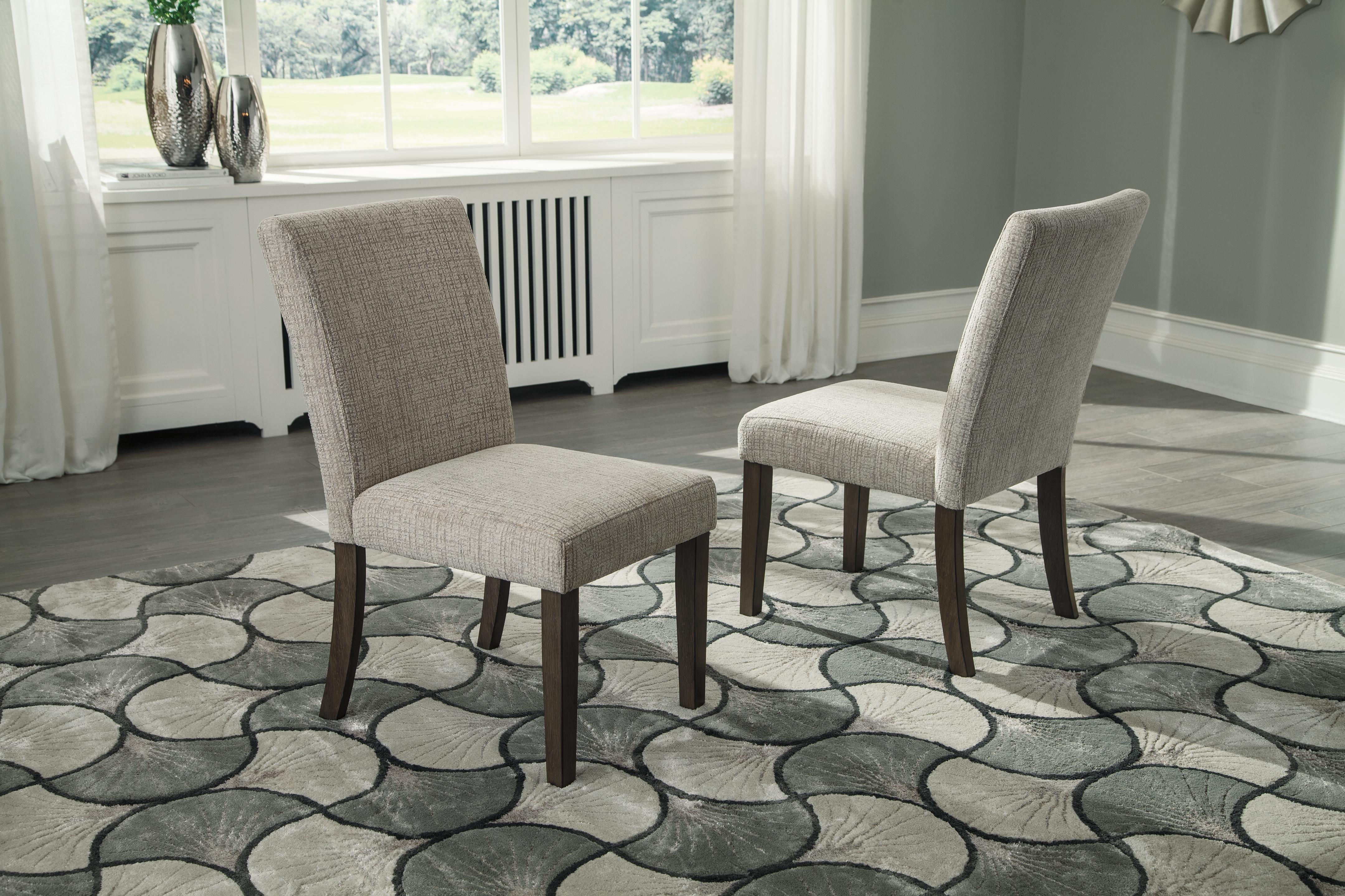 Deylin Dining Room Chair D437 01 Ashley Homestore