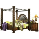 North Shore King/Cal King Headboard Posts