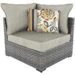 Corner W/ Cushion