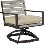 Swivel Chair w/ Cushion (2/CN)