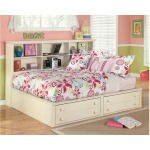 Cottage Retreat Twin Bookcase Bed