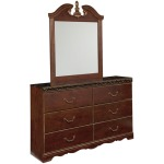 Naralyn Dresser and Mirror