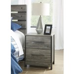 Cazenfield Two Drawer Nightstand